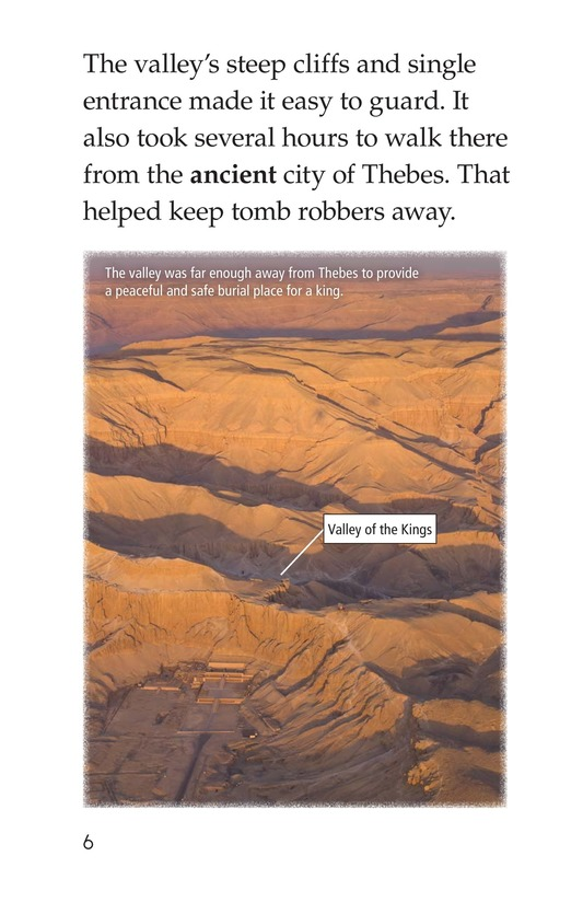 Book Preview For Valley of the Kings Page 6