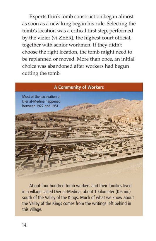 Book Preview For Valley of the Kings Page 14