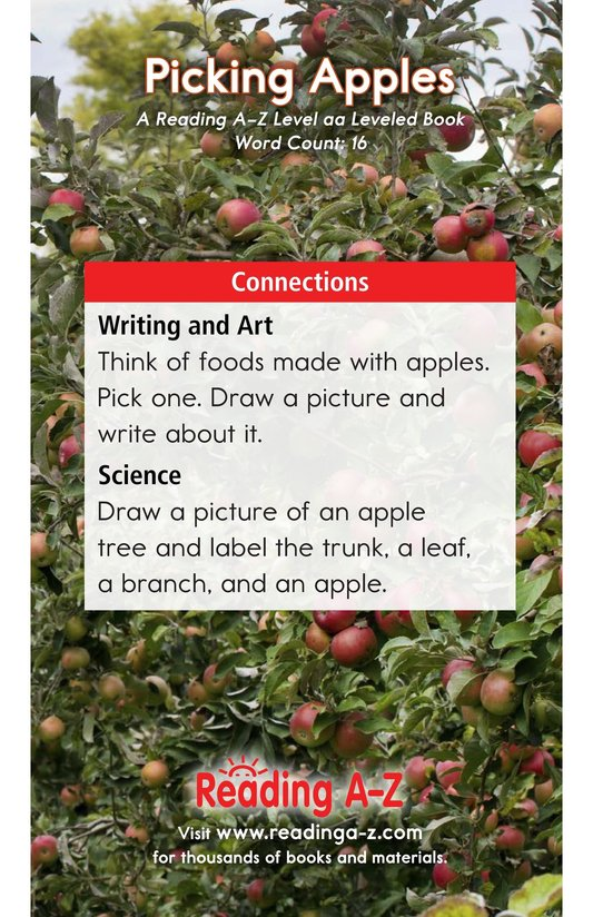 Book Preview For Picking Apples Page 11