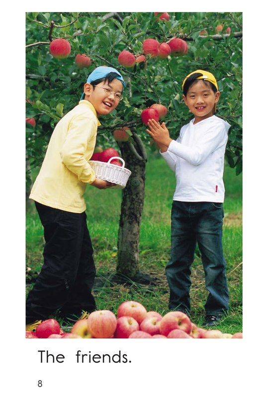 Book Preview For Picking Apples Page 8