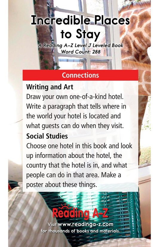 Book Preview For Incredible Places to Stay Page 17