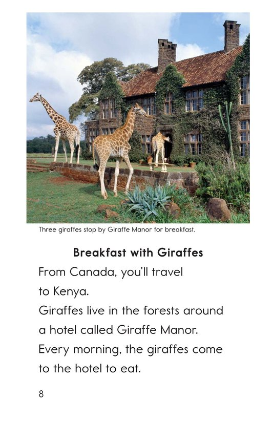 Book Preview For Incredible Places to Stay Page 8