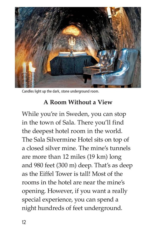 Book Preview For Incredible Places to Stay Page 12