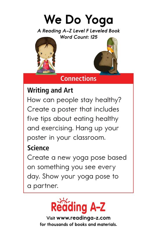 Book Preview For We Do Yoga Page 13