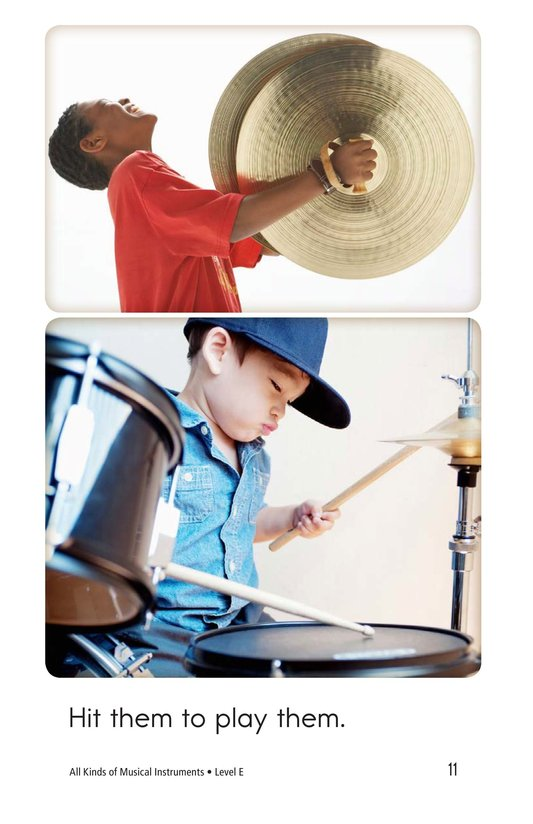 Book Preview For All Kinds of Musical Instruments Page 11