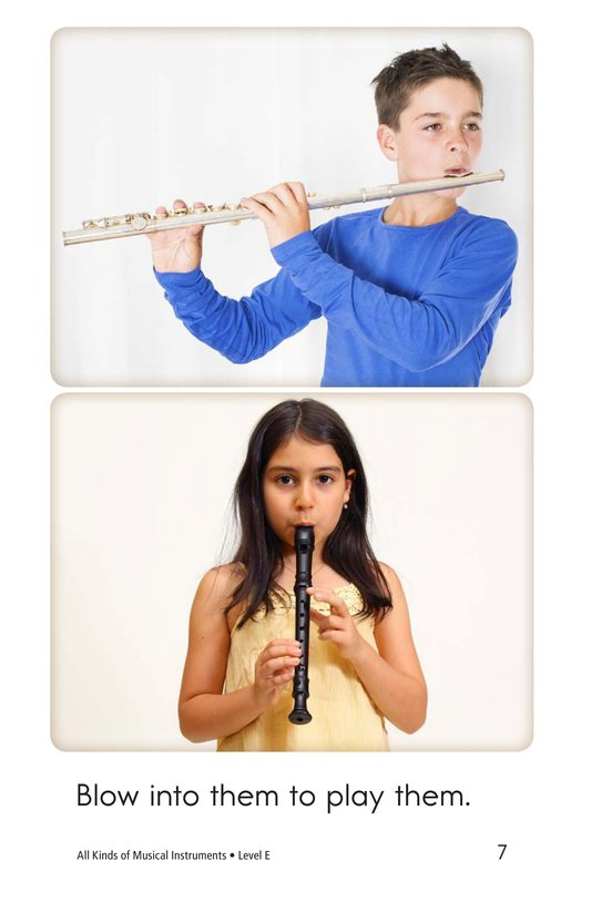 Book Preview For All Kinds of Musical Instruments Page 7