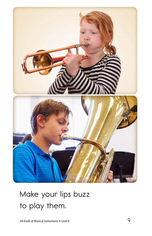 Book Preview For All Kinds of Musical Instruments Page 9