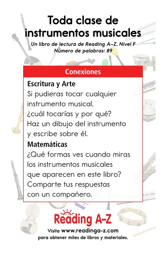 Book Preview For All Kinds of Musical Instruments Page 13