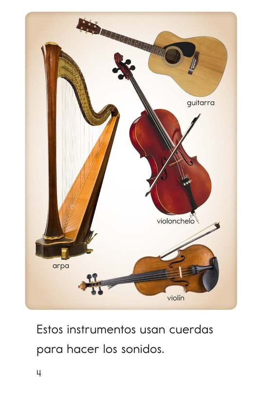 Book Preview For All Kinds of Musical Instruments Page 4