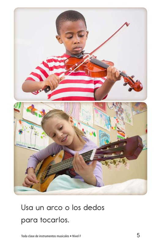 Book Preview For All Kinds of Musical Instruments Page 5