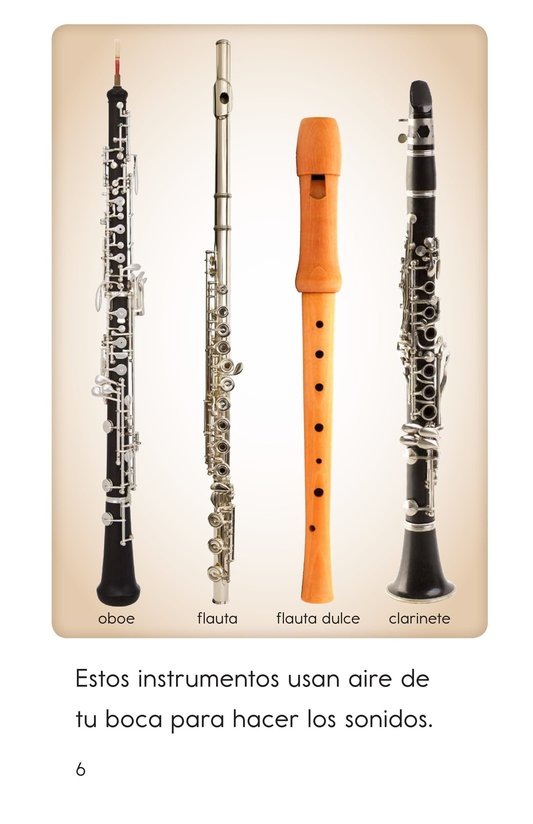Book Preview For All Kinds of Musical Instruments Page 6