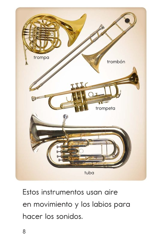 Book Preview For All Kinds of Musical Instruments Page 8