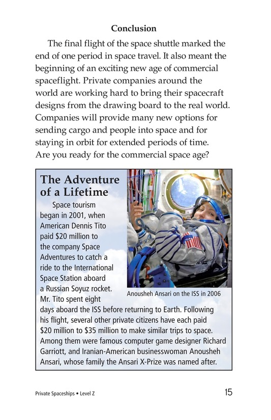 Book Preview For Private Spaceships Page 15