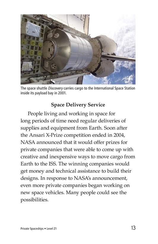 Book Preview For Private Spaceships Page 13