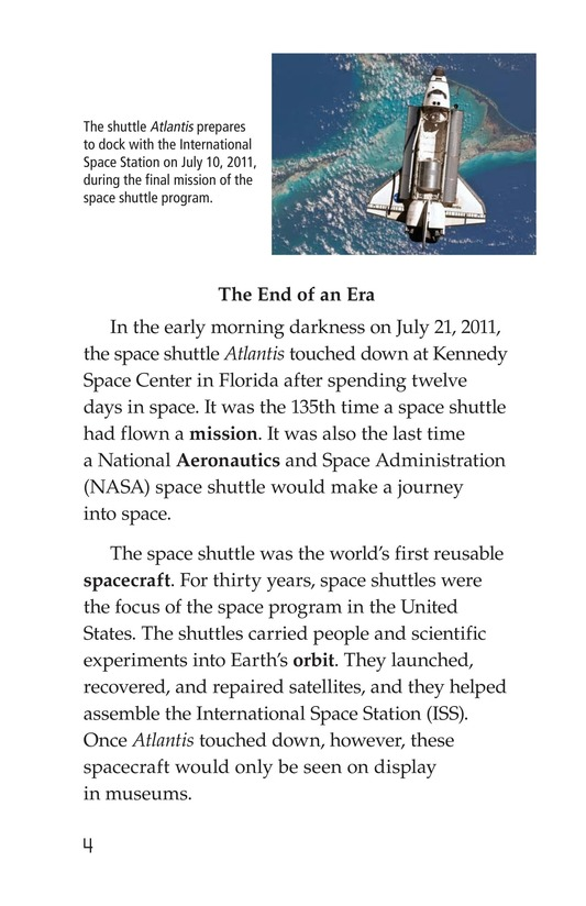 Book Preview For Private Spaceships Page 4
