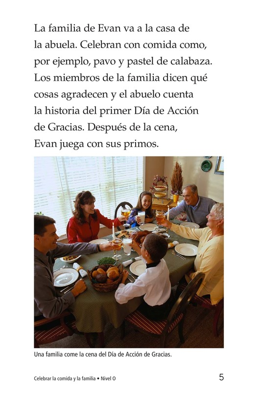 Book Preview For Celebrating Food and Family Page 5