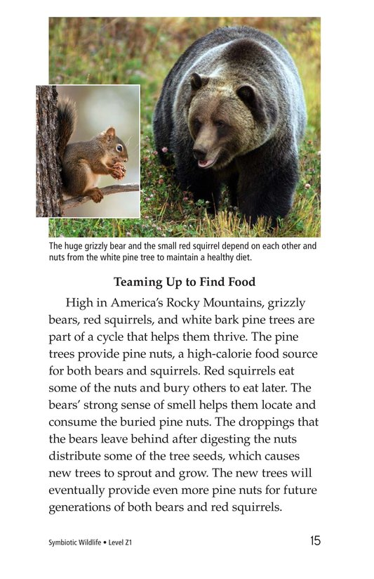 Book Preview For Symbiotic Wildlife Page 15
