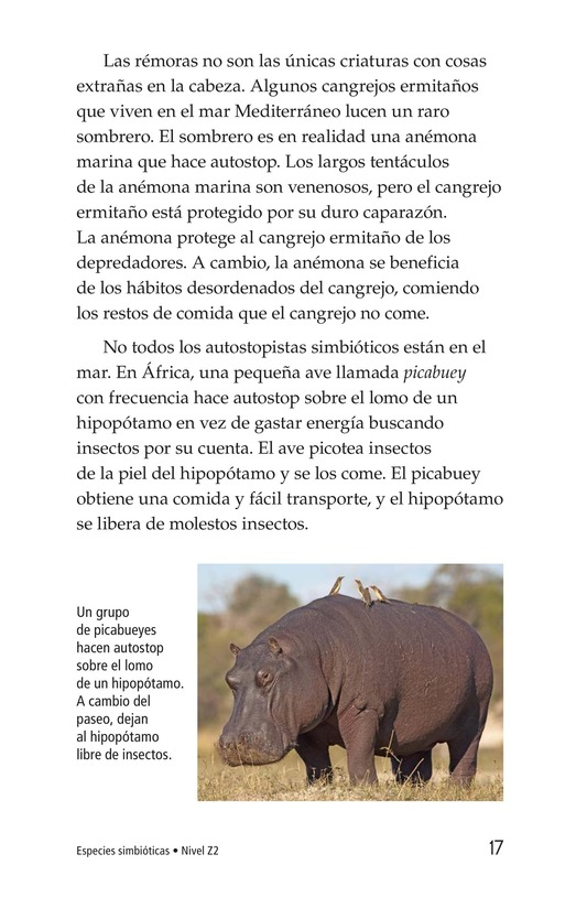 Book Preview For Symbiotic Wildlife Page 17