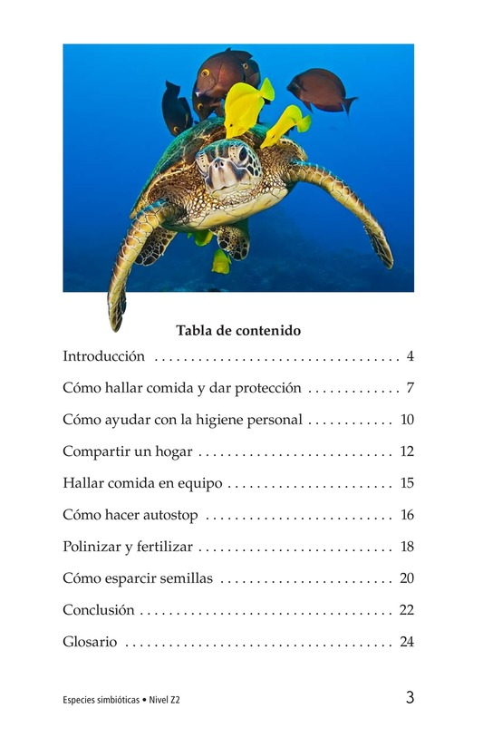 Book Preview For Symbiotic Wildlife Page 3