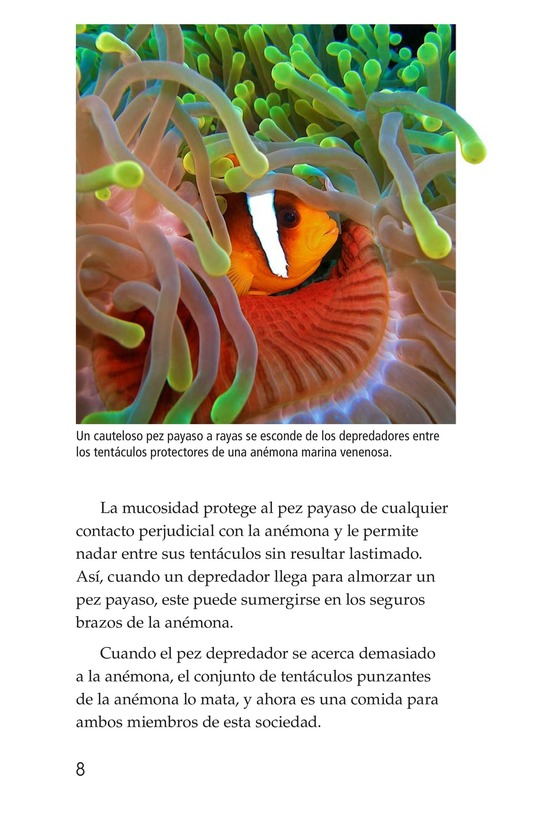 Book Preview For Symbiotic Wildlife Page 8