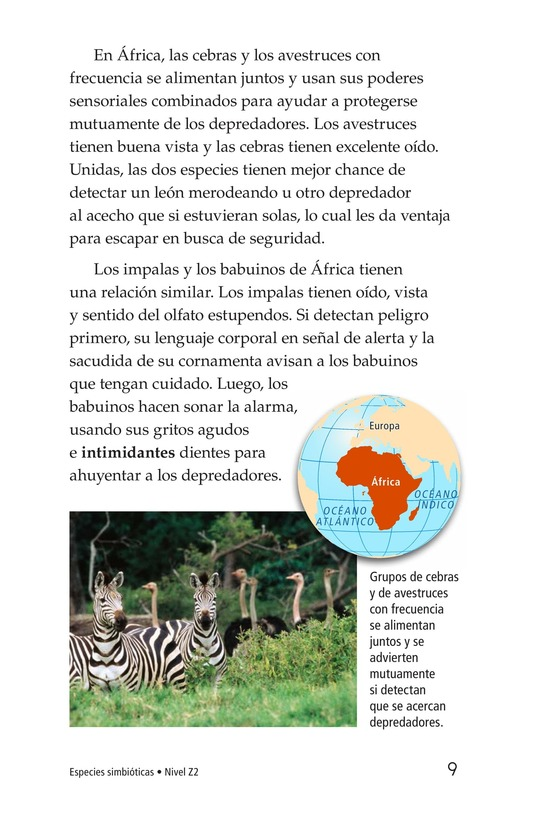 Book Preview For Symbiotic Wildlife Page 9