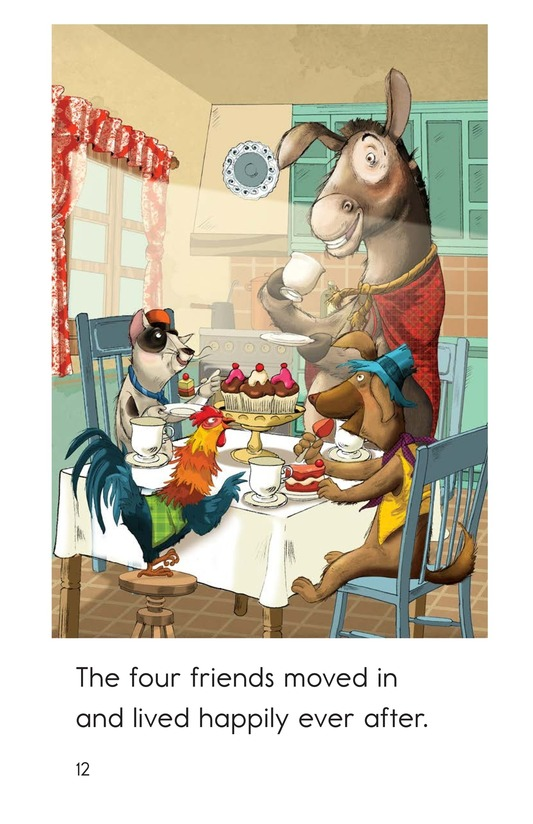 Book Preview For Four Friends Page 12