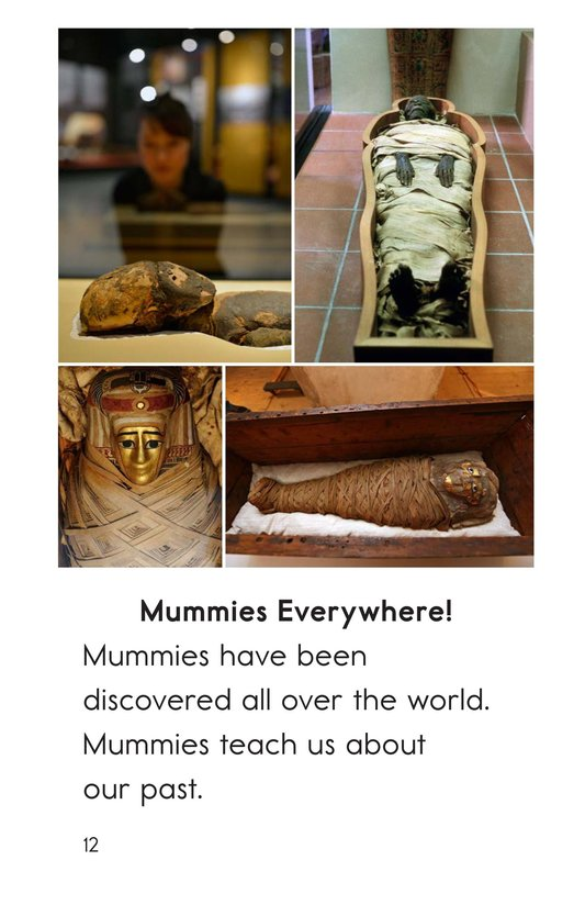 Book Preview For Amazing Mummies Page 12