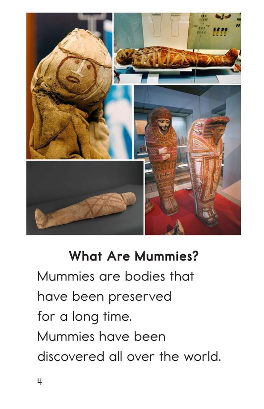 Book Preview For Amazing Mummies Page 4