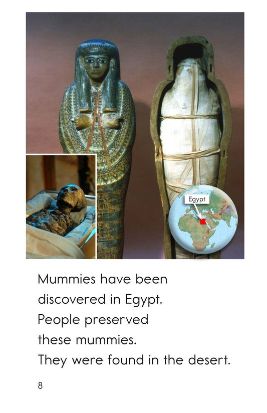 Book Preview For Amazing Mummies Page 8