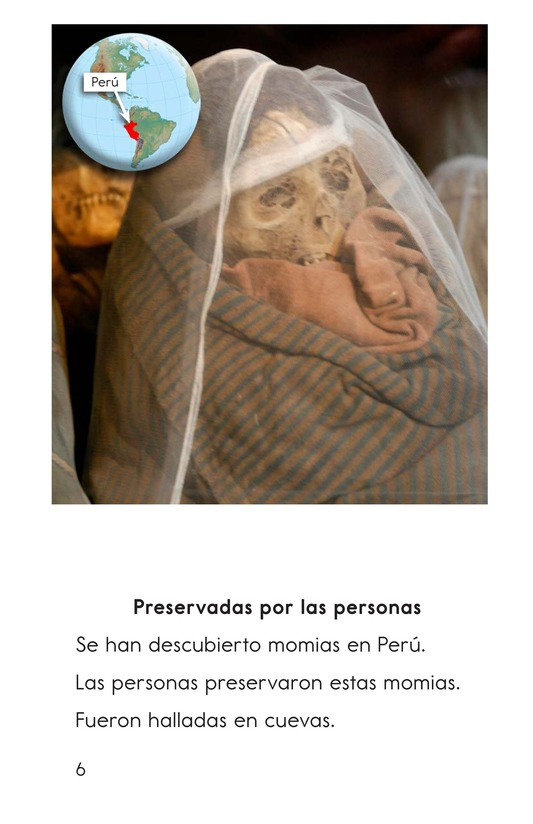 Book Preview For Amazing Mummies Page 6