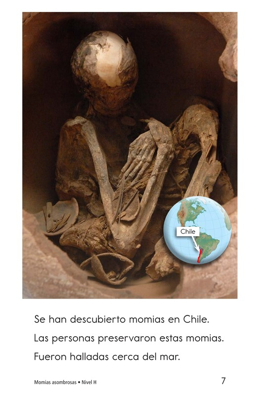 Book Preview For Amazing Mummies Page 7