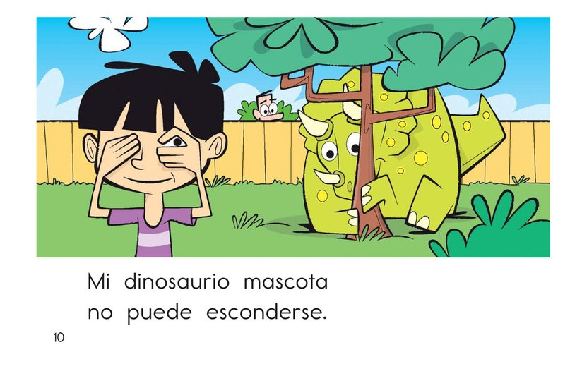 Book Preview For My Pet Dinosaur Page 10