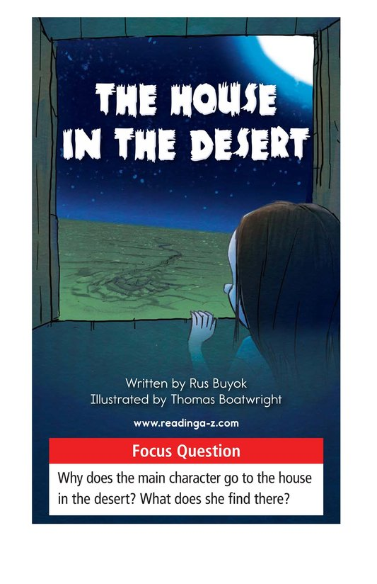 Book Preview For The House in the Desert Page 1
