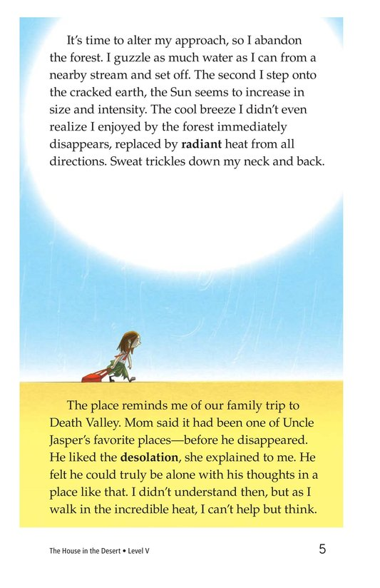 Book Preview For The House in the Desert Page 5