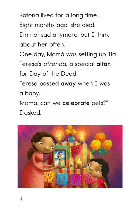 Book Preview For Día for María Page 4