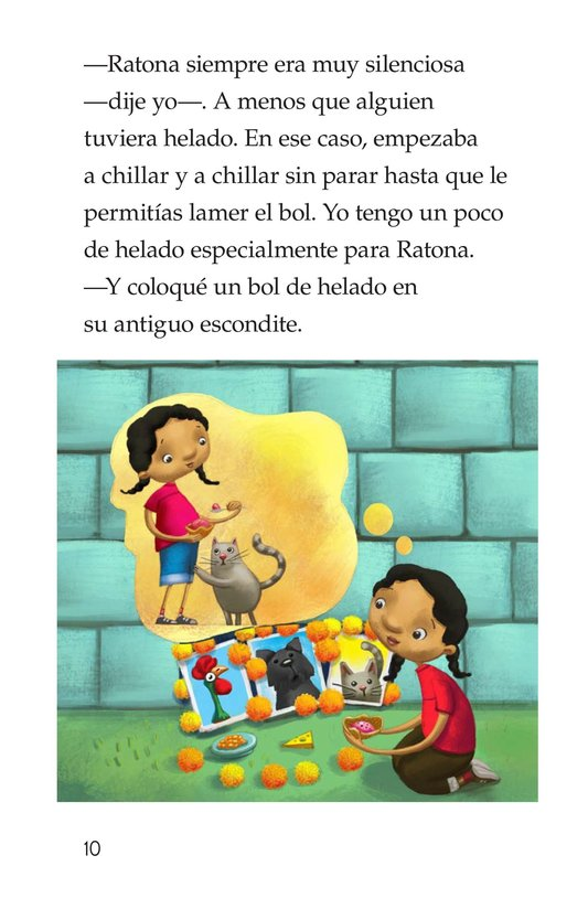 Book Preview For Día for María Page 10