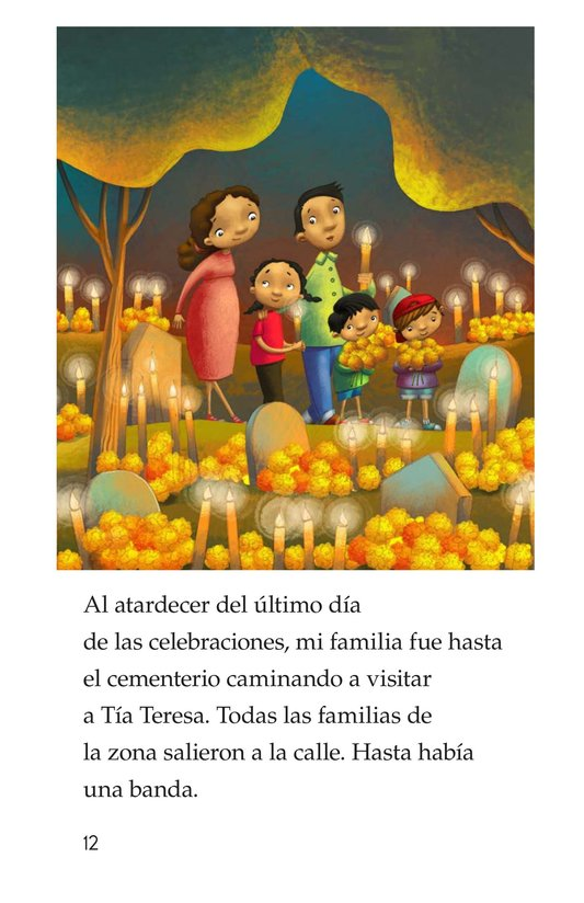 Book Preview For Día for María Page 12