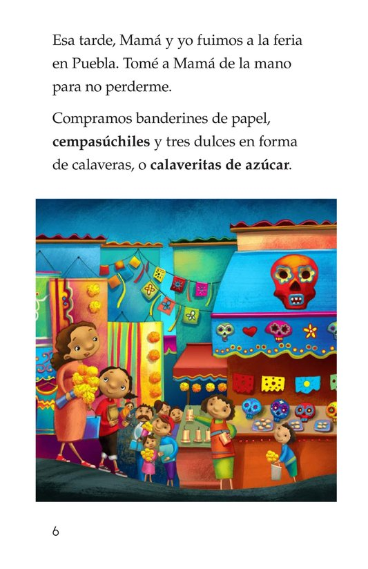 Book Preview For Día for María Page 6