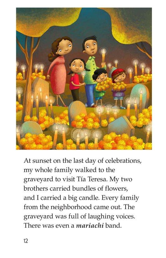 Book Preview For Día for María Page 12