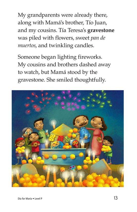 Book Preview For Día for María Page 13