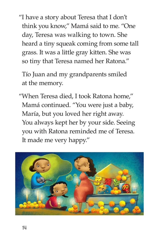 Book Preview For Día for María Page 14