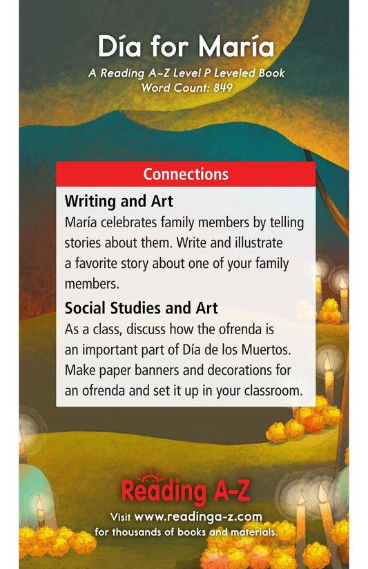 Book Preview For Día for María Page 17