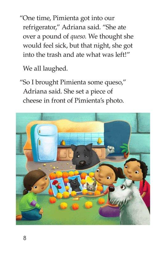 Book Preview For Día for María Page 8