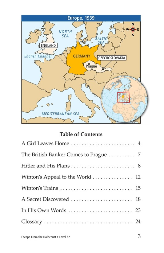 Book Preview For Escape From the Holocaust Page 3