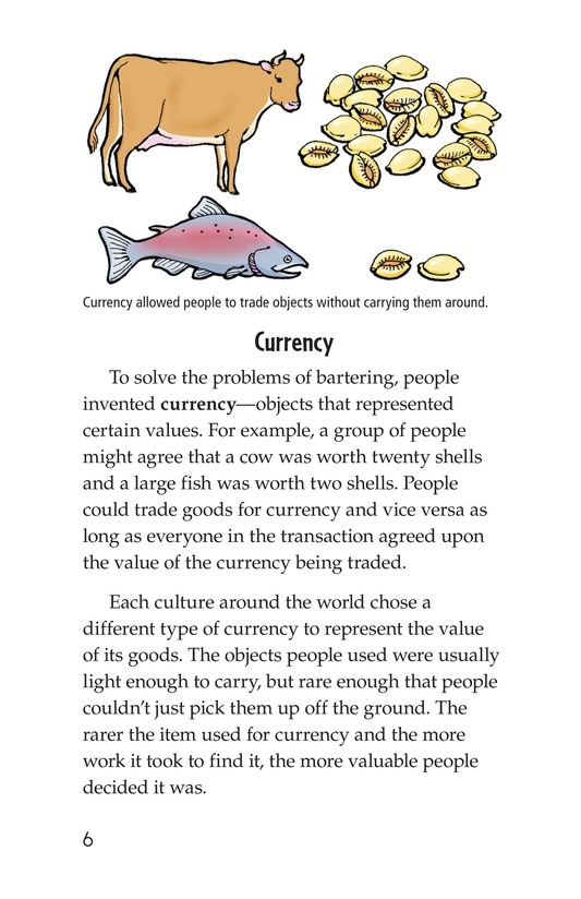 Book Preview For Money, Money, Money Page 6