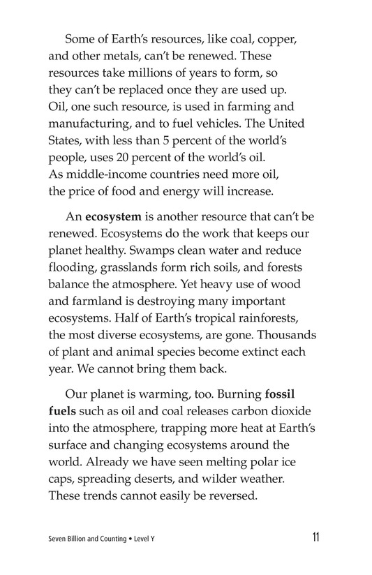Book Preview For Seven Billion and Counting Page 11