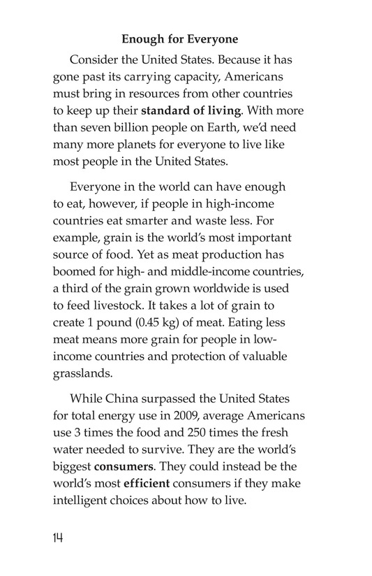 Book Preview For Seven Billion and Counting Page 14