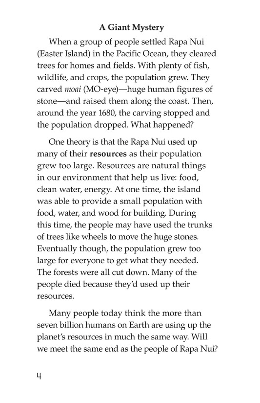 Book Preview For Seven Billion and Counting Page 4