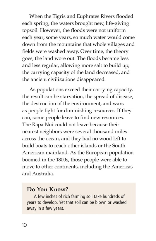 Book Preview For Seven Billion and Counting Page 10