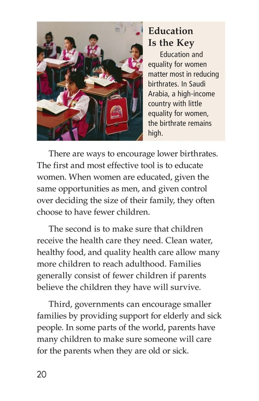 Book Preview For Seven Billion and Counting Page 20
